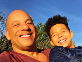 Zoon Vin Diesel te zien in nieuwe 'Fast and Furious'