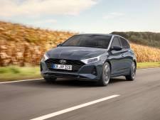 Beste beentje voor: de Hyundai i20 wil graag een Audi A3 zijn