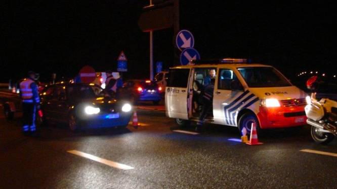 Politie controleert op alcohol en snelheid in april