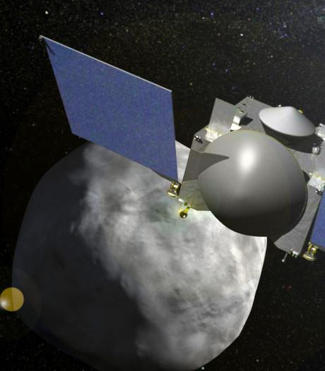 NASA-sonde moet wereld redden van  monsterasteroïde