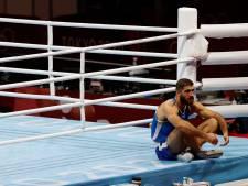 """L'énorme colère d'un boxeur français après sa disqualification: """"La boxe olympique, c'est vraiment de la merde"""""""