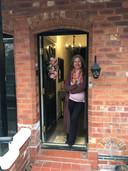 Berti Peeters (54) in haar pension Gaia House in York aan Hambleton Terrace: 'In een paar weken tijd zag ik al mijn boekingen voor de rest van het jaar verdwijnen.'