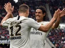 """Meunier et Cavani devraient bien quitter le PSG selon Leonardo: """"L'idée, c'est d'en rester là"""""""