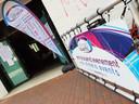 Twentse Fiets4daagse in Almelo, de 71ste editie is vooral in trek bij senioren.