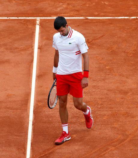 Sensation à Monte-Carlo: exploit d'Evans contre Djokovic