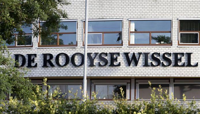 De dader zat in tbs-kliniek De Rooyse Wissel in Oostrum.