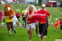 Er is zaterdag om 17.30 uur ook een zotte ronde tijdens Levensloop. Waarbij iedereen op het parcours zijn zotste kleren en kuren mag bovenhalen