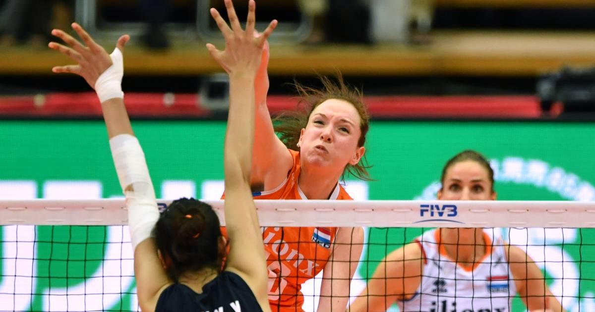 Hoe Sloetjes van een angstig meisje een van 's werelds beste volleybalsters werd: 'Wow, wat heb ik allemaal meegemaakt?' - AD.nl