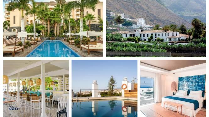Onze reisexpert toont de mooiste betaalbare logies in Tenerife: vanaf 65 euro per nacht heb je al een prachtige tweepersoonskamer