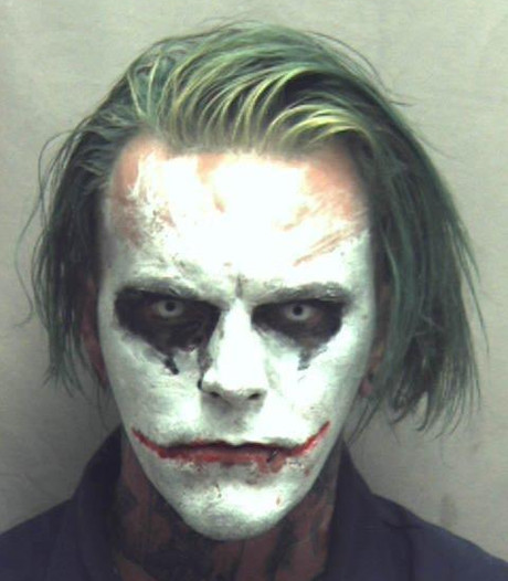 Amerikaanse politie pakt Batman-schurk 'The Joker' op