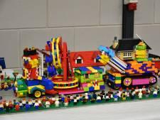 Peter Fiedler maakt mooiste Lego-carnavalswagen Buulder Buk