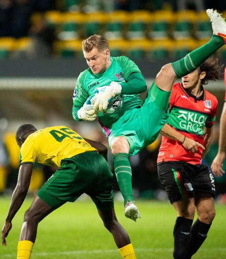 NEC oefent donderdag in Duitsland tegen Bundesliga-club VfL Bochum
