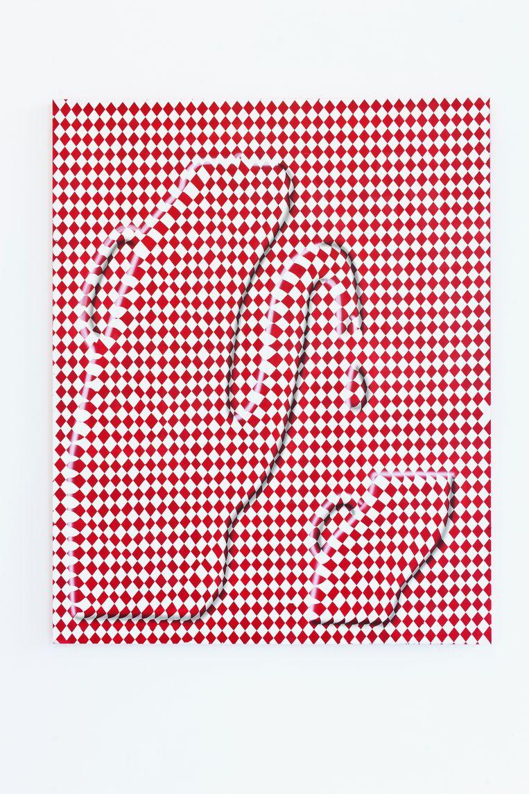 sit down II (2019) Beeld RV Charline Tybergheins / courtesy Gallery Sofie Van De Velde