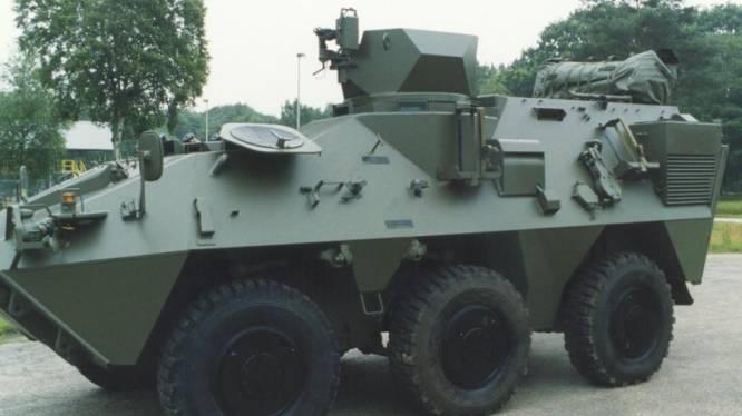 """31 miljoen euro aan upgrades maakt pantservoertuigen Belgisch leger """"compleet onbruikbaar"""""""
