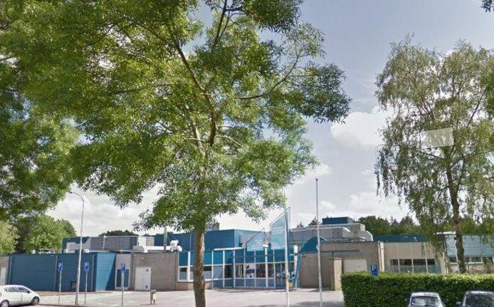 Zwembad De Veldkamp aan de Oude Keizersweg in Wezep.