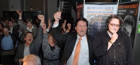 Beter Voor Dordt blijkt een flinterdun oranje-zwart ballonnetje