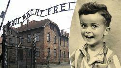Het schrijnende verhaal van het 'lachende jongetje' van Auschwitz: Istvan (4) stierf na deze foto in de gaskamer