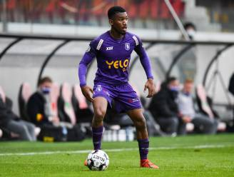 """Ayrton Mboko (Beerschot) maakte debuut in 1A, straks vervolg tegen Eupen? """"Kinderdroom werd waarheid"""""""