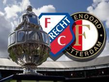 Feyenoord ziet finale met FC Utrecht wel zitten, maar niet om EL-ticket