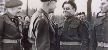 Jan Rops kreeg in Ulvenhout een hand van Maczek én Eisenhower
