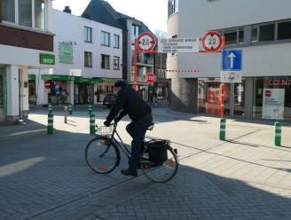 Bornem schrapt proefopstelling, fietszone blijft wel behouden: Handelaars blij met 'wijze beslissing'