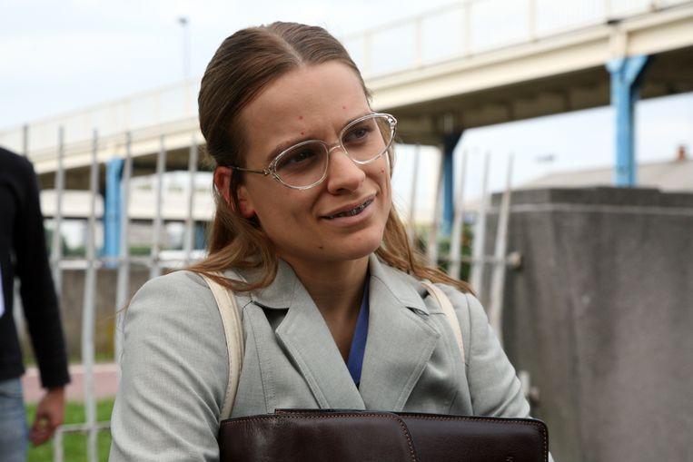 Veerle Baetens als Sara De Roose in de telenovelle 'Sara' op VTM. Ook tien jaar later scoort die nog goed. Beeld VTM