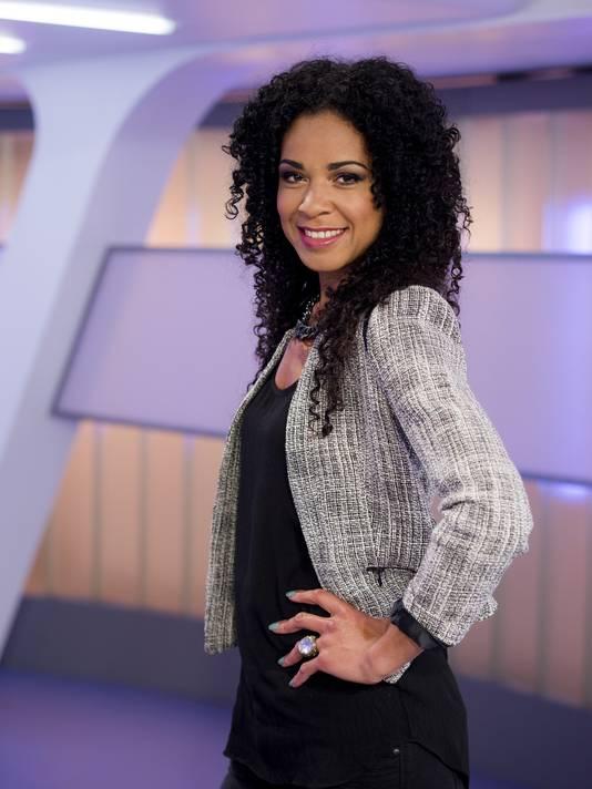 RTL-weervrouw Amara Onwuka