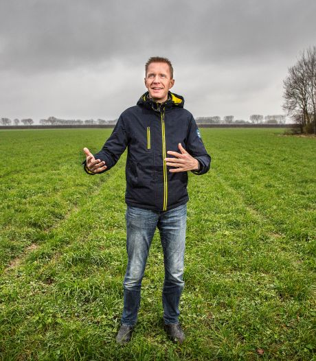 Boer Cornelis stapt af van traditionele landbouw en begint experiment: 'Straks is het hier een oase'