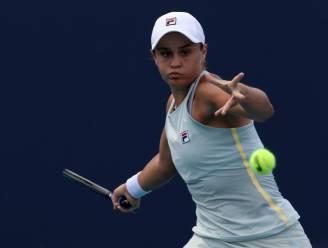 Barty plaatst zich ten koste van Azarenka voor kwartfinales WTA-toernooi Miami