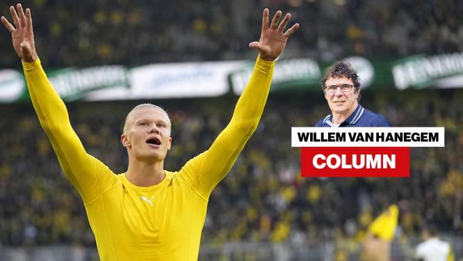 Column Willem van Hanegem   Als Ajax probleem-Haaland oplost mag je met complimenten strooien, niet als Oranje van Gibraltar wint