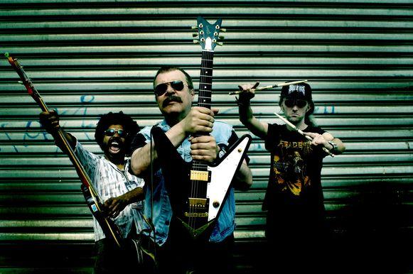 De vetste rockband van de Lage Landen komt op 14 december naar De Roma.