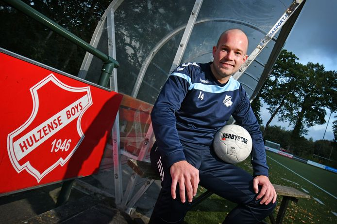 Bram Freie is toe aan een nieuwe uitdaging. Hij verlaat Hulzense Boys aan het einde van het seizoen.