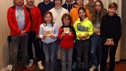 Kampioenen van RSC Heverlee gehuldigd