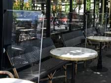 Les exploitants de l'horeca ne pourront pas utiliser de plexis sur les terrasses
