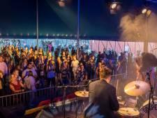 'Voor publiek mogen spelen geeft zoveel energie', zegt Thomas Jut na zijn optreden op Rock Your Boots