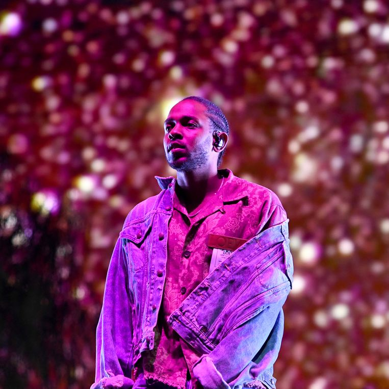 Kendrick Lamar (Photo by Larry Busacca / GETTY IMAGES NORTH AMERICA / Getty Images via AFP) Beeld Getty Images via AFP