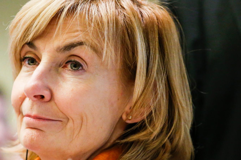 Françoise Schepmans, burgemeester van Molenbeek.