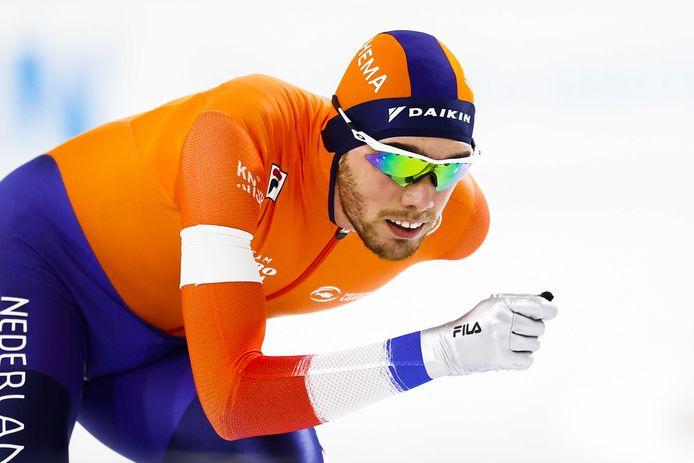 Patrick Roest verbeterde dit seizoen het baanrecord op zowel de 5 als de 10 kilometer.