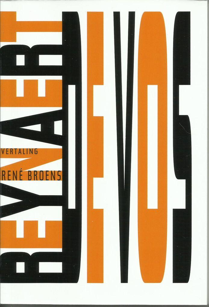 cover Reynaert de Vos van René Broens