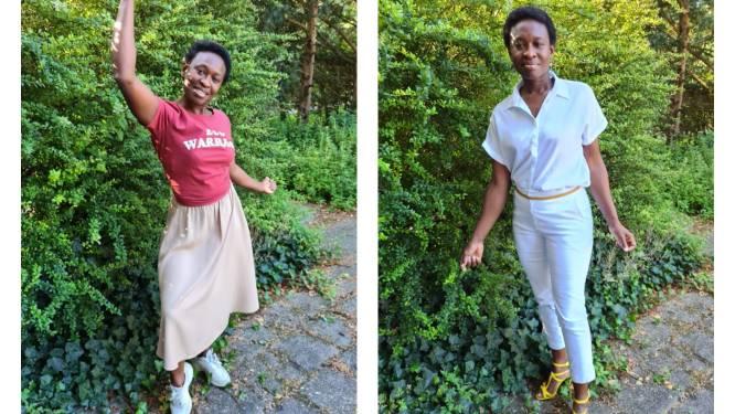 Een lichtgekleurde jeans, sneakers en een maxijurk: meer dan deze 12 kledingstuks heb je niet nodig om je deze lente stijlvol te kleden