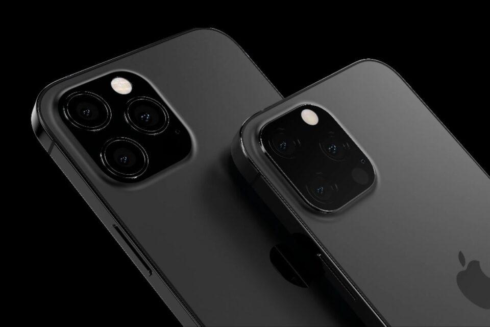Er is een nieuw iPhone-model in het matzwart in aantocht.