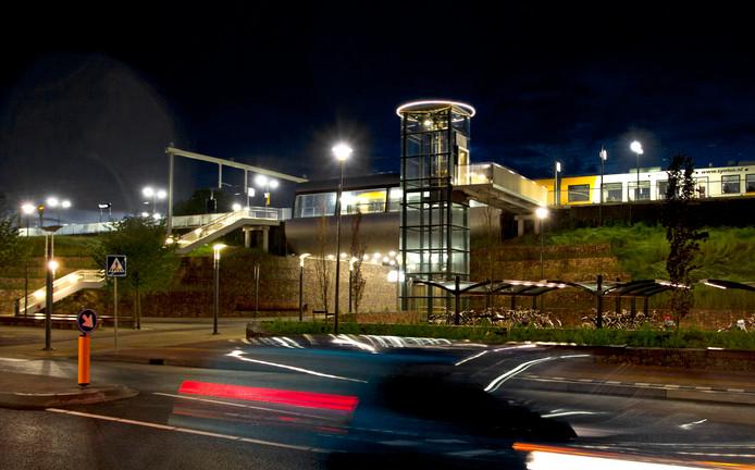 Het station van Westervoort. foto Henk Rodrigo