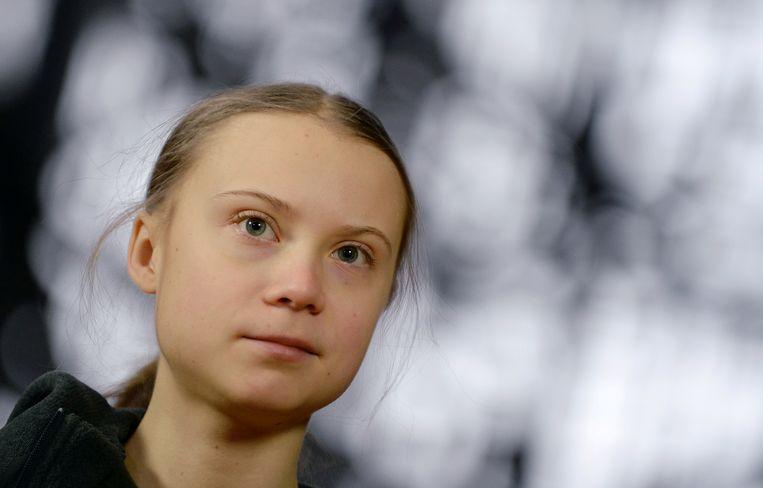 Greta Thunberg. Beeld REUTERS