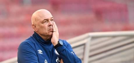Chaos compleet: Schalke zet complete technische staf op straat