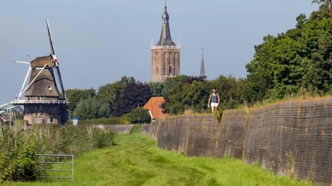 Geen Groningse toestanden bij versterking eeuwenoude zeewering bij Hasselt