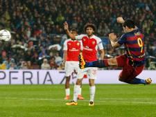 Supertrio schiet Barça hoogstpersoonlijk langs Arsenal