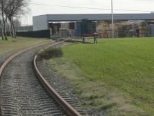 'Onbenutte spoorlijn net zo goed slopen'
