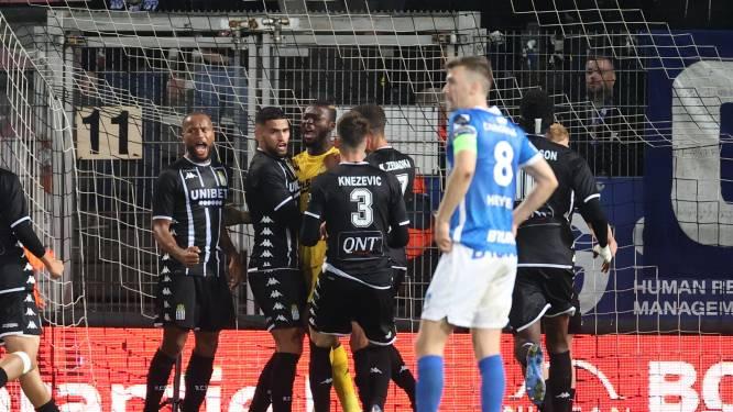 Charleroi verkoopt Racing Genk nieuwe dreun, Paul Onuachu mist tot twee keer toe penalty