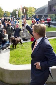 De koning is in Eindhoven ook een baron: overzicht van bezoekjes in de regio