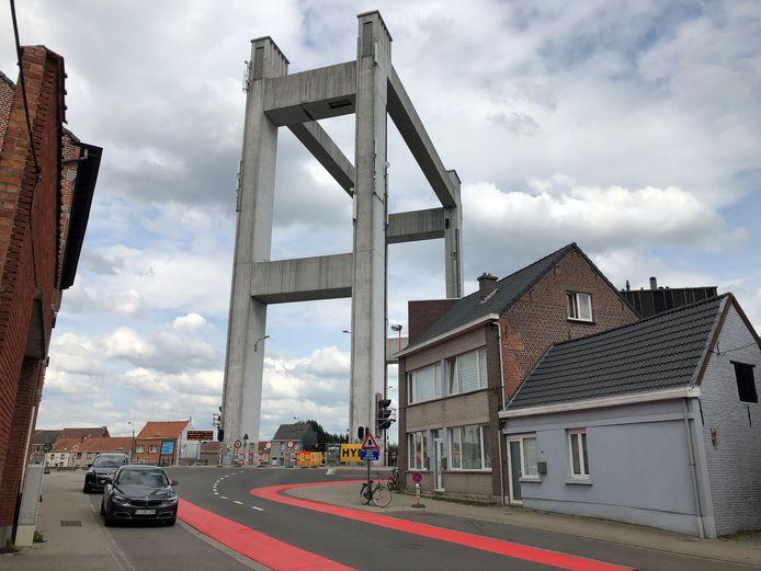 De brug van Humbeek gaat opnieuw open, dit keer voor twee maanden.
